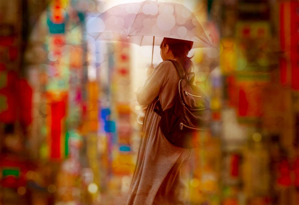 雨の日をおしゃれに!働く女性に役立つレイングッズ3選 1番目の画像