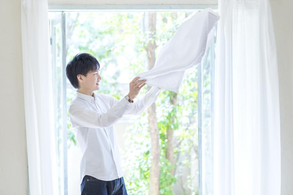 部屋干しのニオイと決別!一人暮らしの「部屋干し洗濯のコツ」 1番目の画像