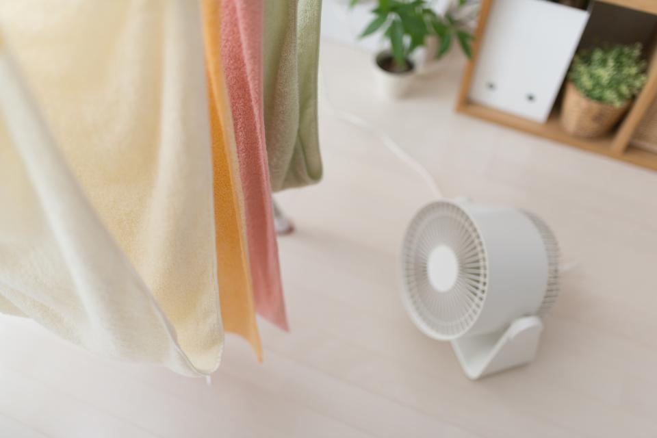 部屋干しのニオイと決別!一人暮らしの「部屋干し洗濯のコツ」 6番目の画像