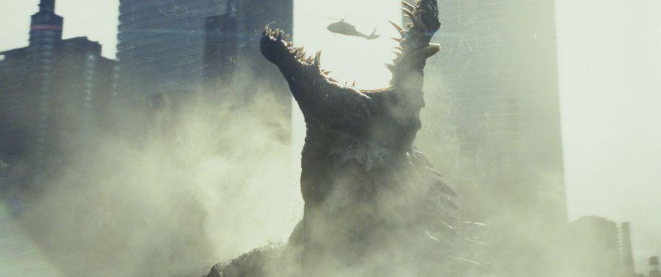 巨獣よりもザ・ロックさまの不死身度がヤバい?モンスターパニック「ランペイジ」でストレス発散! 4番目の画像