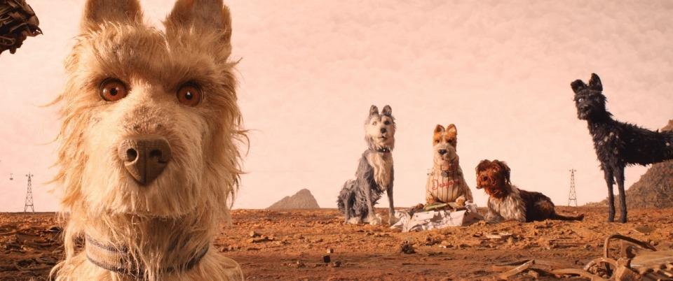 フェイクジャパンがぎっしり詰まったストップモーションアニメ「犬ヶ島」に注がれた高い美意識 2番目の画像
