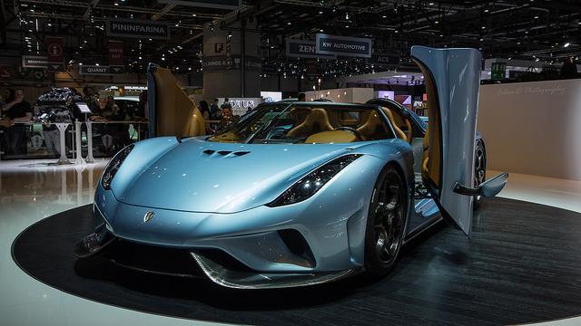 世界で最も高い高級車はこれだ!世界の高級車ランキング2018:「億越え」が当たり前の高級車業界 2番目の画像
