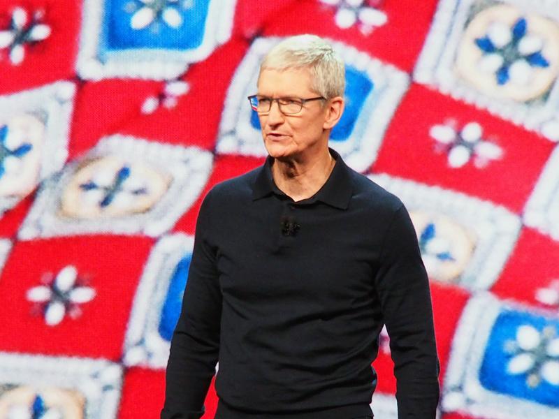 石野純也のモバイル活用術:WWDC「iOS 12」発表でAppleが打ち出した「顧客中心主義」の中身とは? 2番目の画像