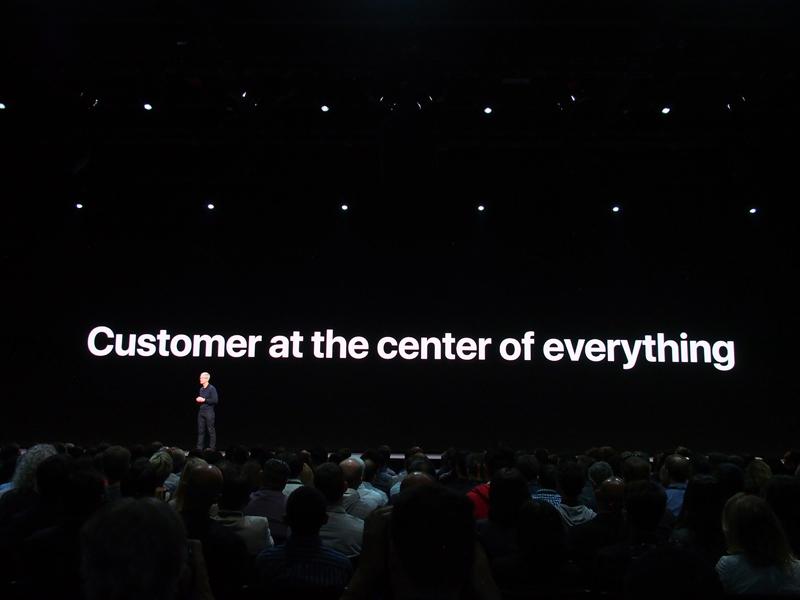 石野純也のモバイル活用術:WWDC「iOS 12」発表でAppleが打ち出した「顧客中心主義」の中身とは? 3番目の画像