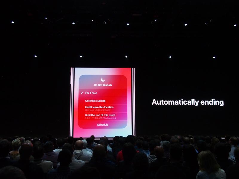 石野純也のモバイル活用術:WWDC「iOS 12」発表でAppleが打ち出した「顧客中心主義」の中身とは? 7番目の画像