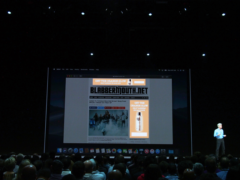 石野純也のモバイル活用術:WWDC「iOS 12」発表でAppleが打ち出した「顧客中心主義」の中身とは? 8番目の画像