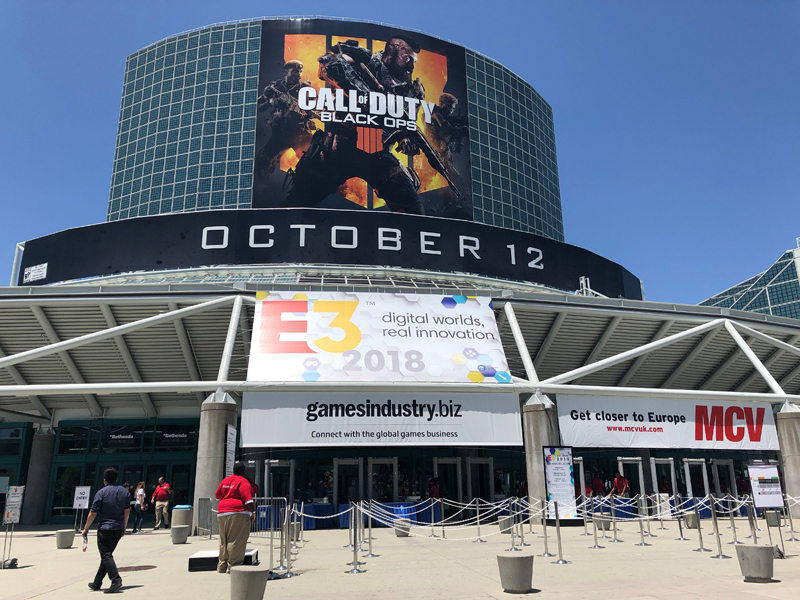 西田宗千佳のトレンドノート:「コミュニティ」こそがゲームの命、E3 2018から見えた今のゲーム業界 1番目の画像