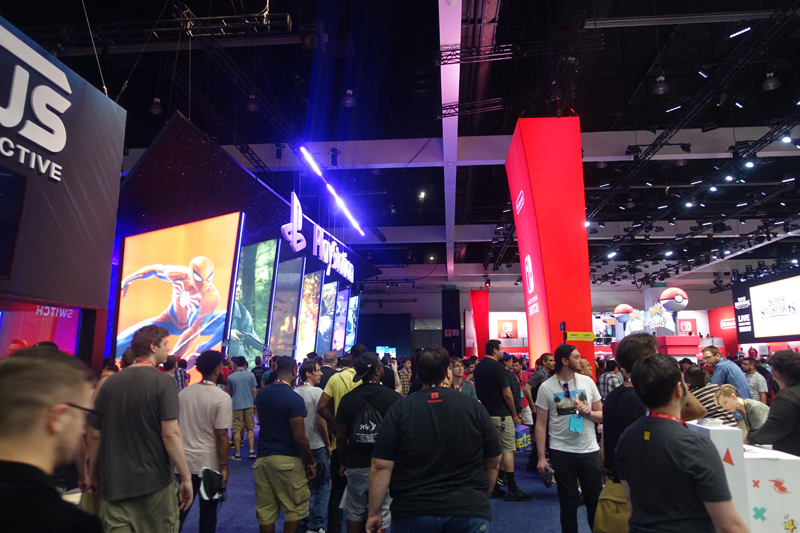 西田宗千佳のトレンドノート:「コミュニティ」こそがゲームの命、E3 2018から見えた今のゲーム業界 2番目の画像