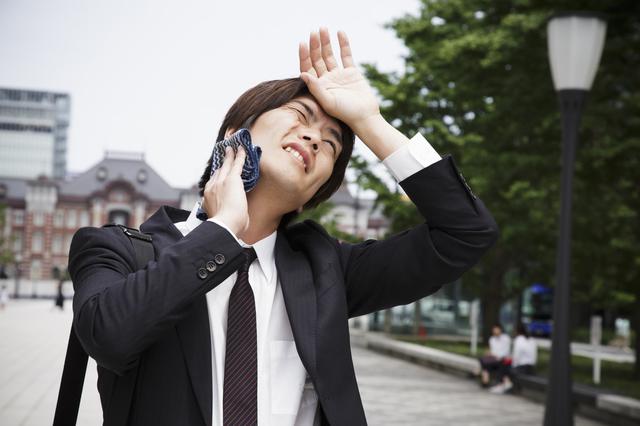 【頭が痛い=頭痛薬】という発想はキケン!熱中症によって引き起こされる頭痛を対処する方法 1番目の画像