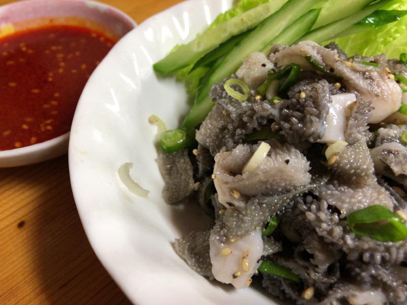 高円寺、アルコールコール。日本人でも心がほどける韓国料理「オムニマッ母の味 」 5番目の画像