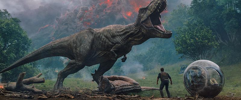 新ハイブリッド恐竜インドラプトルは人間を欺く?「ジュラシック・ワールド╱炎の王国」の楽しみ方 1番目の画像