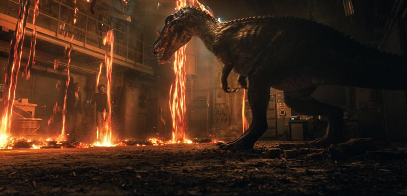 新ハイブリッド恐竜インドラプトルは人間を欺く?「ジュラシック・ワールド╱炎の王国」の楽しみ方 2番目の画像