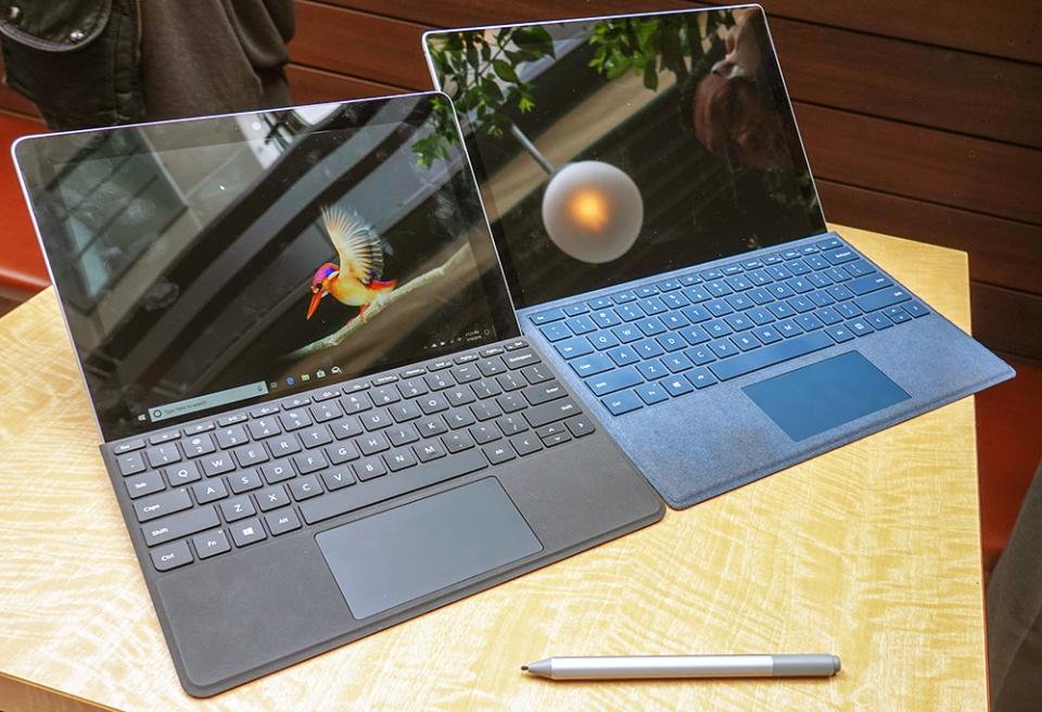 西田宗千佳のトレンドノート:Surface Goはなぜ「日本だけ高く感じる」のか 2番目の画像