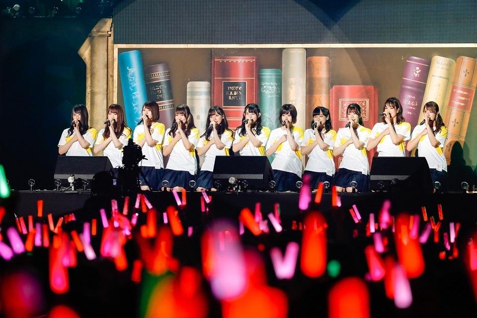 富士急合同ライブ・欅共和国2018で予感させた「けやき坂46」のハッピーオーラ旋風 2番目の画像