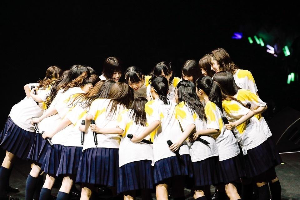 富士急合同ライブ・欅共和国2018で予感させた「けやき坂46」のハッピーオーラ旋風 4番目の画像