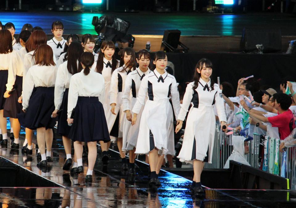 富士急合同ライブ・欅共和国2018で予感させた「けやき坂46」のハッピーオーラ旋風 8番目の画像