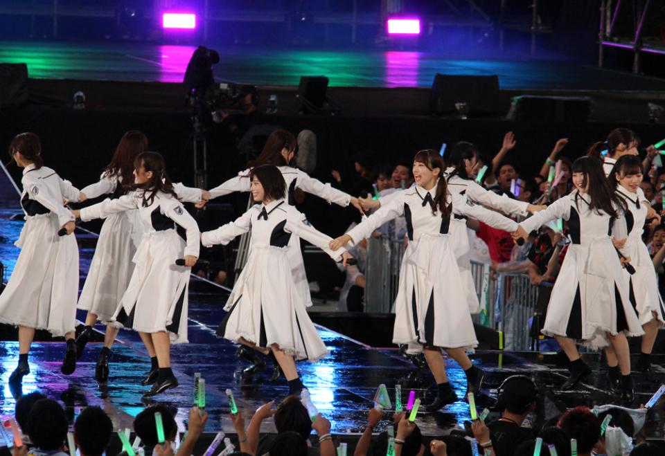 富士急合同ライブ・欅共和国2018で予感させた「けやき坂46」のハッピーオーラ旋風 11番目の画像
