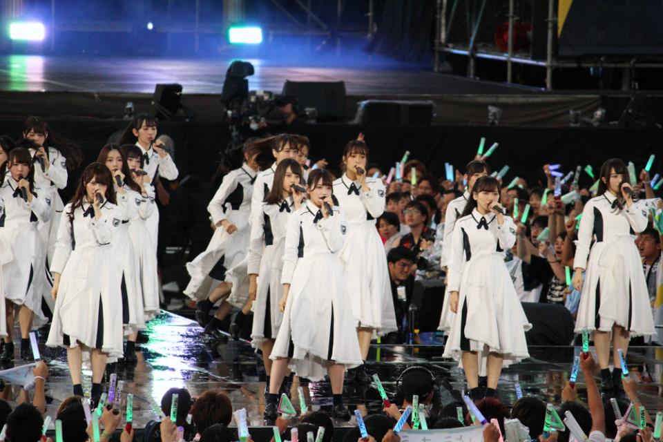 富士急合同ライブ・欅共和国2018で予感させた「けやき坂46」のハッピーオーラ旋風 12番目の画像