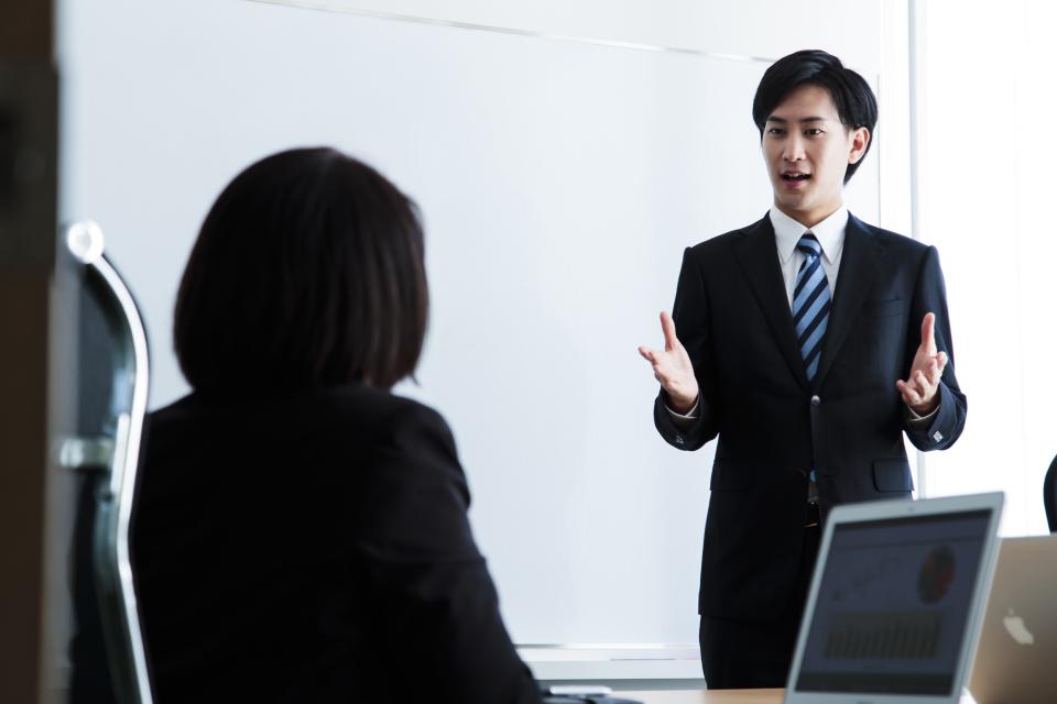 講演で上手く会場をまとめる挨拶の仕方 2番目の画像
