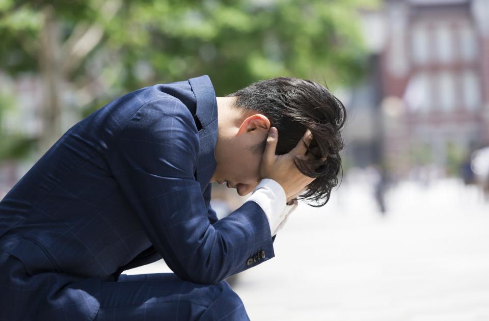 仕事のパフォーマンスと「緊張・ストレス」の関係性 2番目の画像