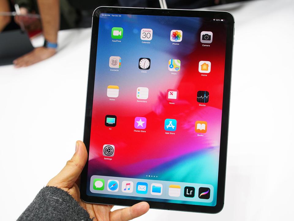 石野純也のモバイル活用術:値段以上の価値あり、新型iPad Proの4つの特徴 2番目の画像