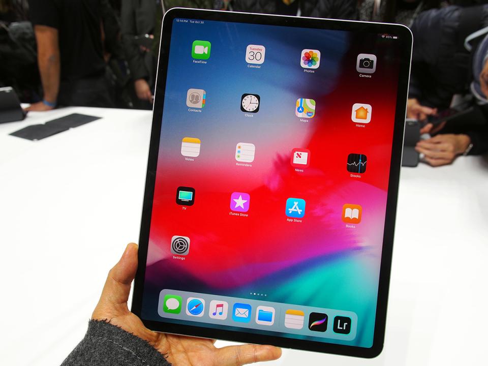 石野純也のモバイル活用術:値段以上の価値あり、新型iPad Proの4つの特徴 3番目の画像