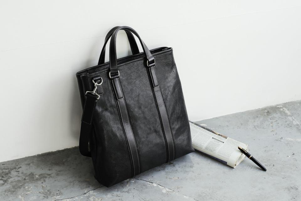 春のビジネストートはスタイリッシュ、かつ楽に。土屋鞄製作所から新作バッグが登場!  1番目の画像