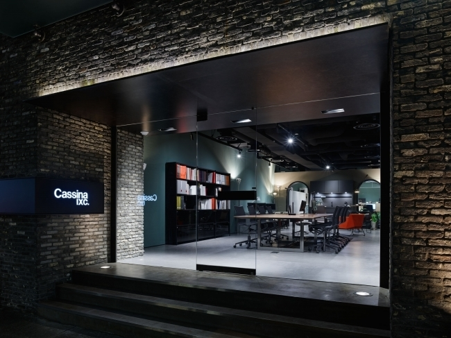カッシーナ・イクスシーの名古屋オフィス・大阪オフィスがライブオフィス化。新しい働き方を提案するショールームへと変化 1番目の画像