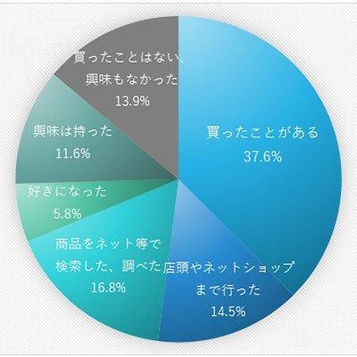 8割が「インフルエンサーが使用している商品の購入を検討する」と回答。インフルエンサーマーケティングの効果を検証した調査結果が公開 2番目の画像