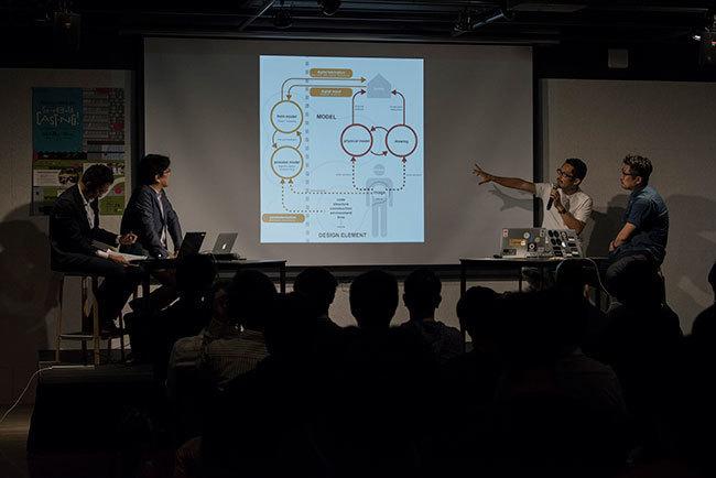 「クリエイティブ思考で未来の都市を考える(仮)」公開企画会議が渋谷で開催 1番目の画像