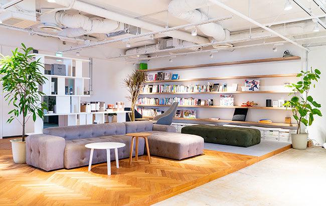 渋谷駅から徒歩5分!ブランディングに活用できる撮影スタジオスペースがオープン 2番目の画像
