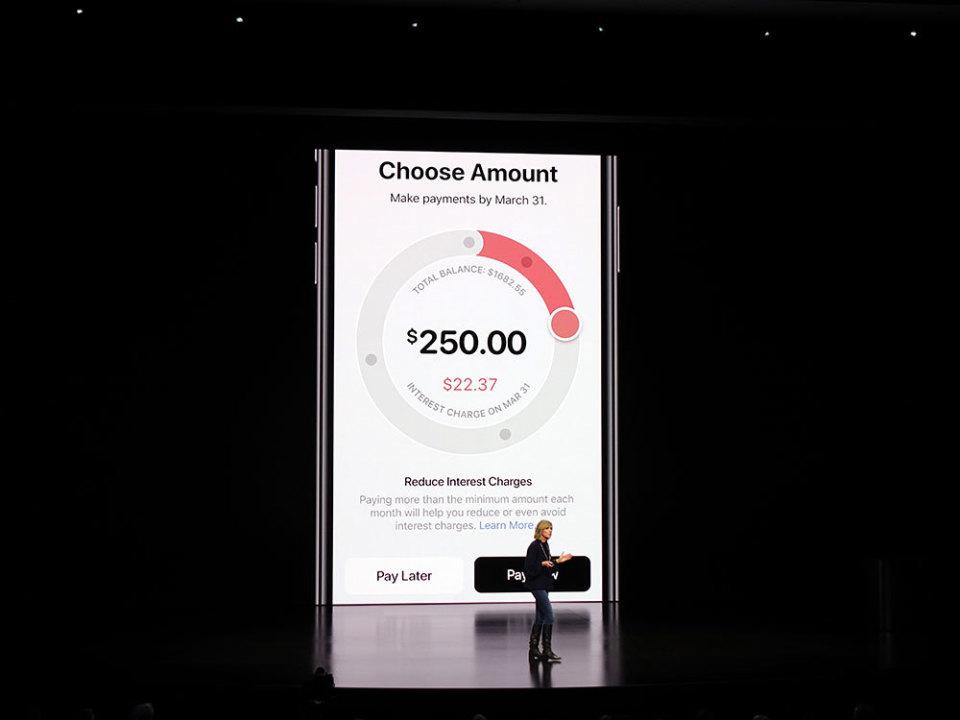 石野純也のモバイル活用術:なぜ今、アップルがクレジットカード「Apple Card」をわざわざ出すのか 5番目の画像
