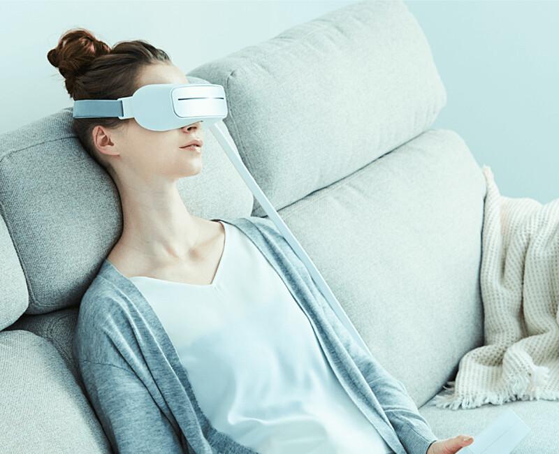 新感覚!「SYNCAウォーターアイマスク」で疲れた目を自宅ケアしよう 4番目の画像