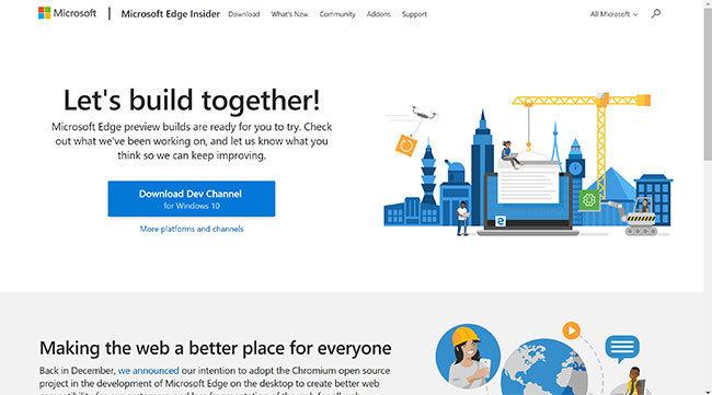 西田宗千佳のトレンドノート:マイクロソフトがWindows 10のブラウザーを「Chromeベース」に変える理由 2番目の画像