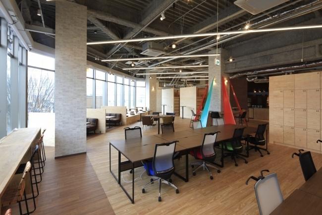 開発中の「幕張ベイパーク」内に地域プレイヤーの活動拠点となるコワーキングスペース&シェアキッチンが誕生! 2番目の画像