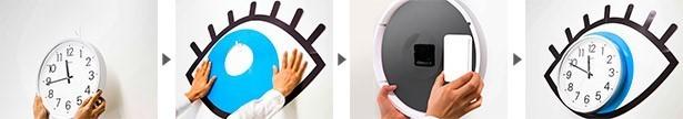 働き方改革はミーティング時間のマネジメントから!目と耳で時計を意識させるプロダクト「着せかえ時短キット」を提案 3番目の画像