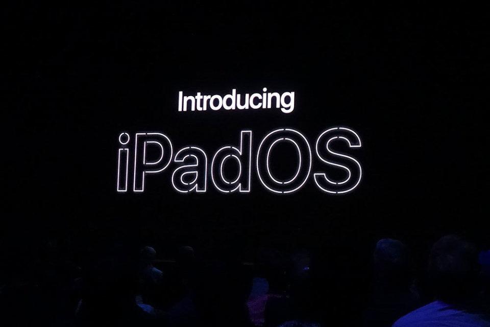 西田宗千佳のトレンドノート:「iPadOS」登場でiPadは「パソコン代わり」になるのか 1番目の画像
