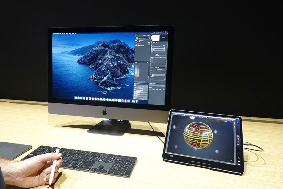 西田宗千佳のトレンドノート:「iPadOS」登場でiPadは「パソコン代わり」になるのか 5番目の画像
