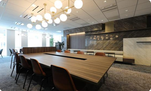 六本木一丁目駅直結!ビジネスを加速させる空間、ビジネスサロン「BIZHUB TOKYO」8月初旬オープン 2番目の画像