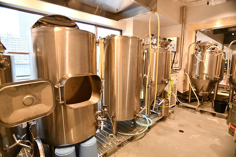 小規模でオリジナルビール製作が可能!工場の空き稼働時間を利用したビール醸造所のシェアリングサービス 1番目の画像