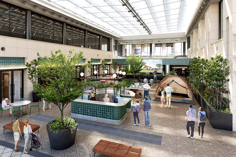「こんなところで働いてみたい」恵比寿ガーデンプレイスにワークスペースが今秋オープン&先行内覧会登録を開始 1番目の画像