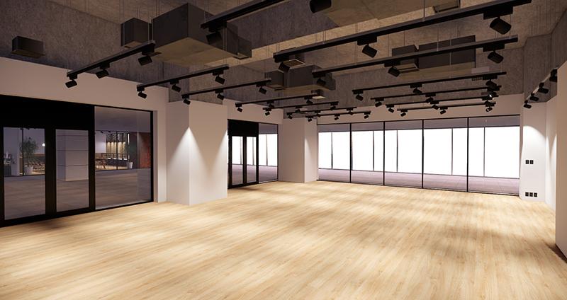「こんなところで働いてみたい」恵比寿ガーデンプレイスにワークスペースが今秋オープン&先行内覧会登録を開始 5番目の画像