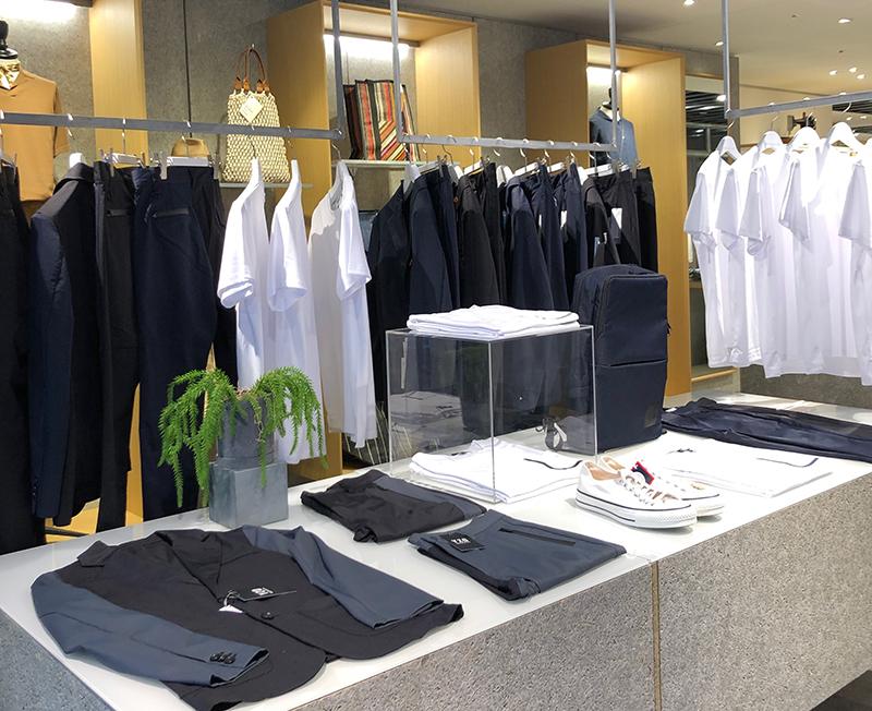 スーツに見える作業着「ワークウェアスーツ」が池袋・恵比寿・札幌・福岡のABAHOUSEに期間限定で登場! 2番目の画像