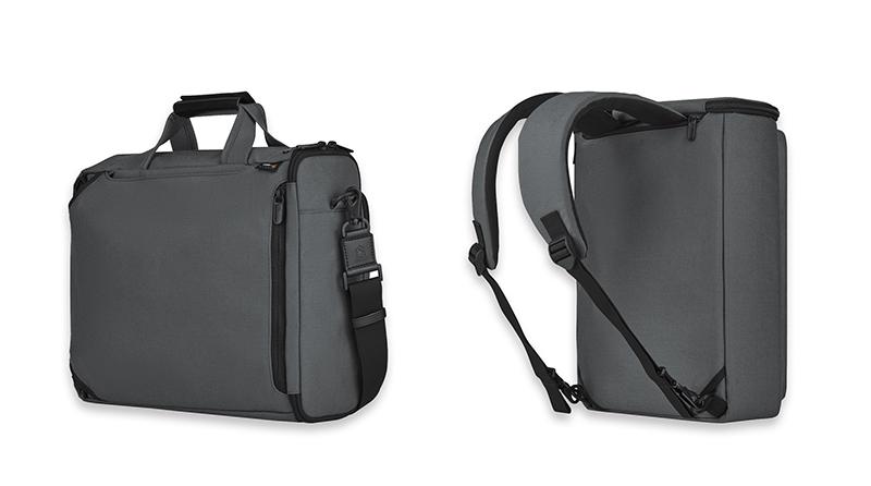 大事なのは使いやすさ!ビクトリノックスの日本向け「3wayバッグ」が発売  1番目の画像