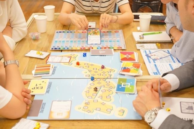 ゲームを通して楽しくSDGsを学べるボードゲーム「Sustainable World BOARDGAME」のレンタルが開始 1番目の画像
