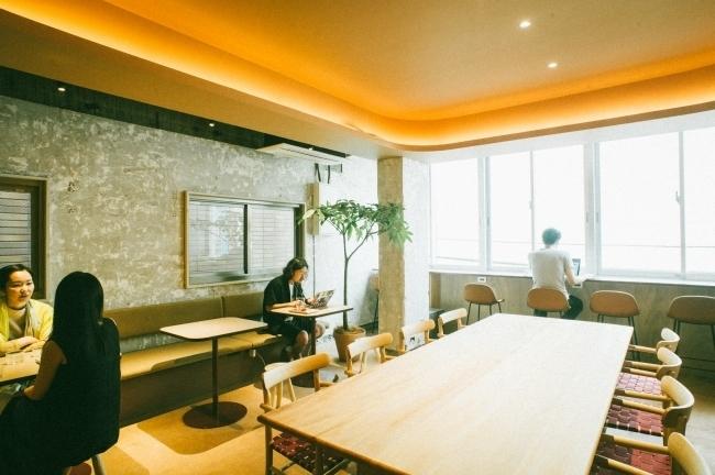 1日1500円で仕事し放題!カフェ×コワーキングスペース「三茶WORK」でお試しキャンペーン実施中 1番目の画像
