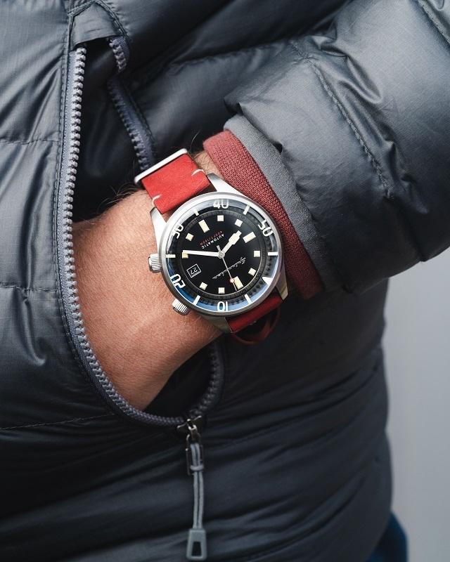 イタリア発の高コスパ腕時計「スピニカー」が日本上陸。ヴィンテージ×ダイバーがブームになるか? 2番目の画像