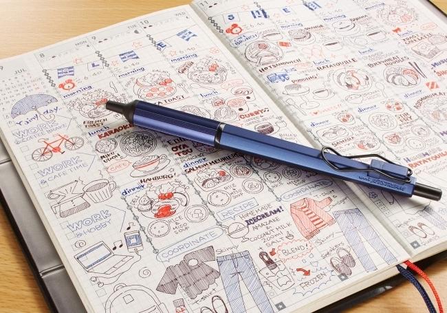 【数量限定】手帳の相棒はこいつに決まり!超極細字が書ける油性ボールペンが三菱鉛筆から12月20日に発売 3番目の画像