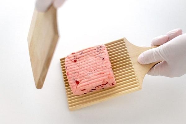 3Dプリンターの活用で「フレーバーバター」の製造効率化に成功。岡山・ナショナルデパート 1番目の画像