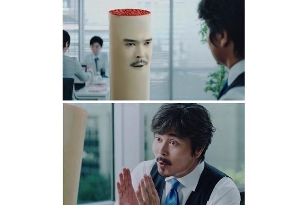 電子契約サービス「クラウドサイン」初のテレビCMが放送、小澤征悦さんがハンコ役を熱演 3番目の画像